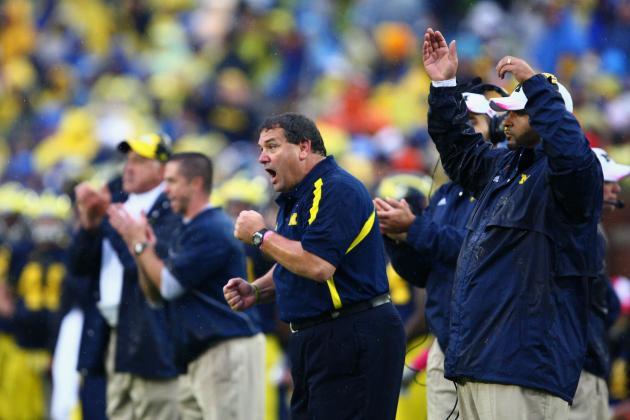 2014 OT Denzel Ward commits to Michigan