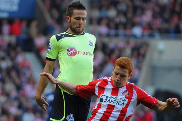 Tyne-Wear Derby Goal Was Best of My Newcastle Career, Says Cabaye