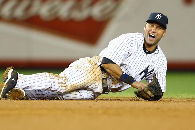 Yankees SS Jeter Undergoes Left Ankle Surgery