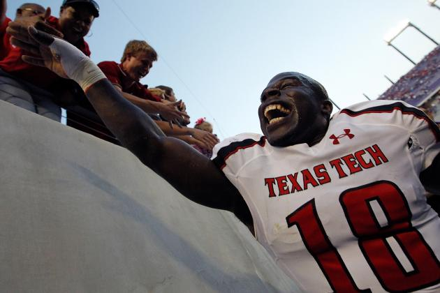 Texas Tech Football: Keys for Red Raiders to Upset Kansas State