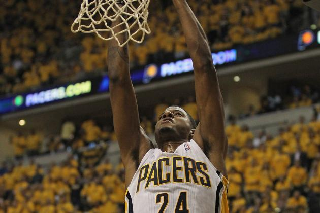 Pacers Exercise Option on Paul George; Cut 3 from Roster