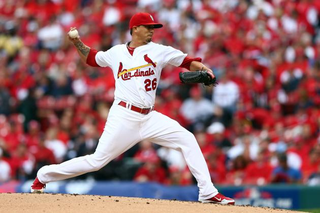 Cardinals vs. Giants: Kyle Lohse the Perfect Man for St. Louis in Game 7