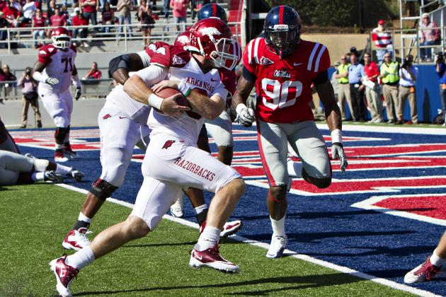 Ole Miss vs. Arkansas: TV Schedule, Live Stream, Radio, Game Time and More