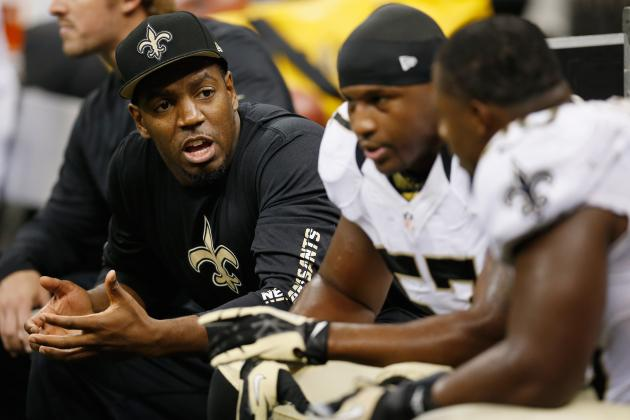Return of Jonathan Vilma to Saints Not Spectacular but a Start