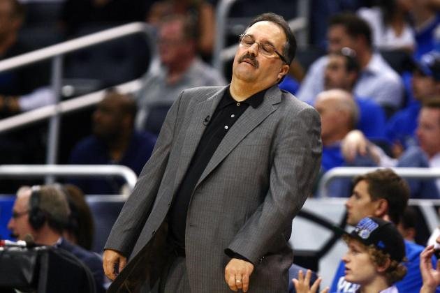 Did the NBA Tamper with ESPN's Bid to Hire Stan Van Gundy?