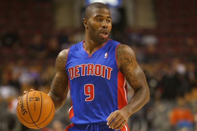 Pistons Release Former Lottery Picks Terrence Williams and Jonny Flynn
