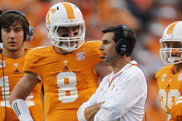 Dooley: Tyler Bray Will Be Benched If He Throws More Interceptions