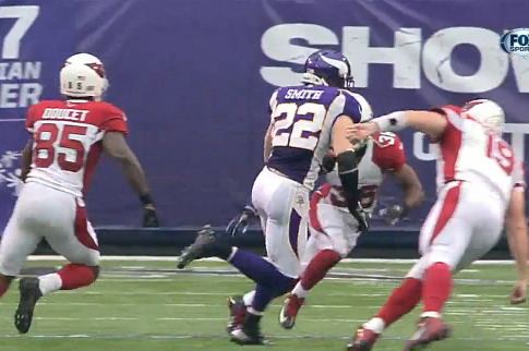 Cardinals vs. Vikings: Harrison Smith's Pick-6 Was the Tipping Point in the Win