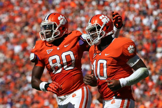 Clemson vs. Wake Forest: TV Schedule, Live Stream, Radio, Game Time and More