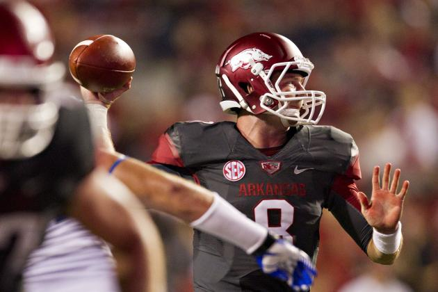 Arkansas-Tulsa Scheduled for Morning Kickoff