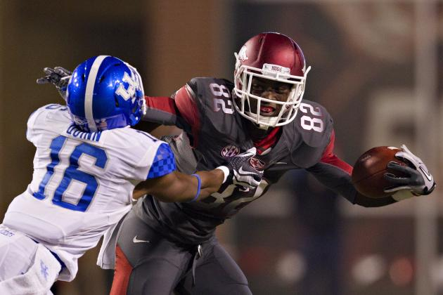 Arkansas Hopes Strong Finish Will Erase Bad Start, Lead to 'Good Bowl'
