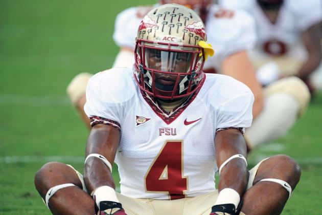 Florida State RB Chris Thompson Out for Season with Torn ACL