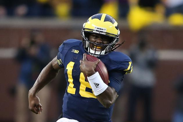 Michigan Football: Don't Expect Spartans Hangover in Wolverines vs. Nebraska