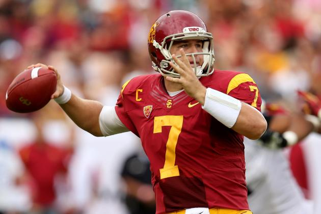 Does the Pac-12 Still Boast the Best Collection of QBs in the Nation?