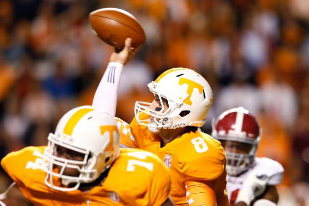 Vols Focused on Turning Season Around, Not on Coach's Future