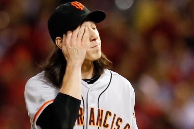 Tim Lincecum Speculation Shot Down by Giants