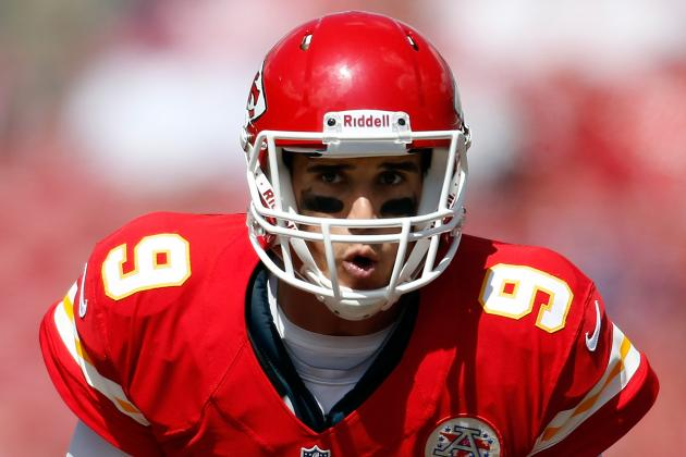Brady Quinn to Start for Chiefs Against Raiders