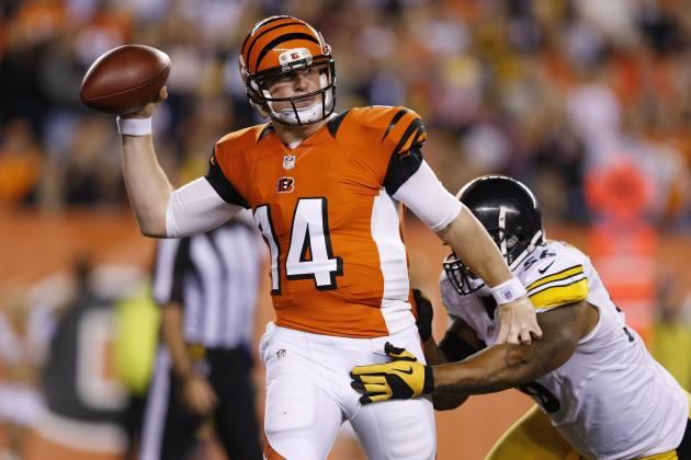 Breaking Down How the Steelers Defense Shut Down Andy Dalton, Bengals