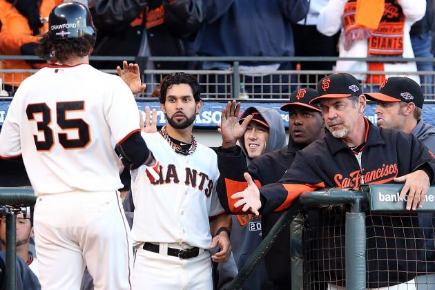 EXTRA BAGGS: Giants Supremely Confident Going into Game 7, Etc.