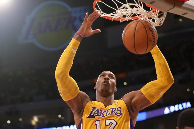 Dwight Howard Impressive in Laker Debut Despite Preseason Loss