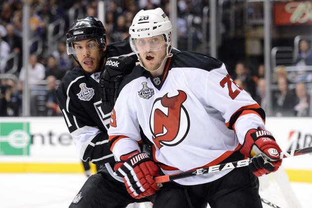 Devils D Anton Volchenkov Fractures Ankle While Playing in KHL