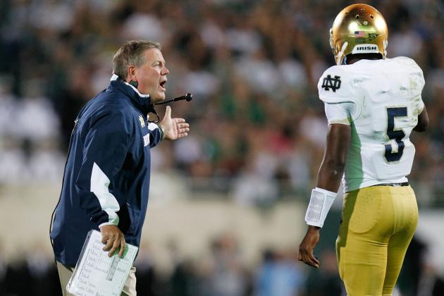 Will Notre Dame Be Able to Contend with the High-Powered Oklahoma Offense?