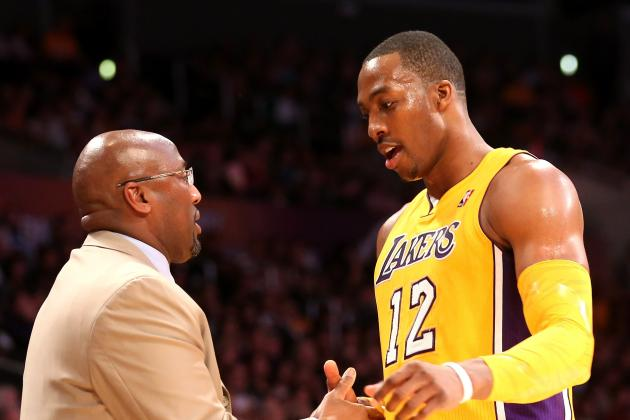 Will a Healthy Dwight Howard Make L.A. Lakers Defense Elite?