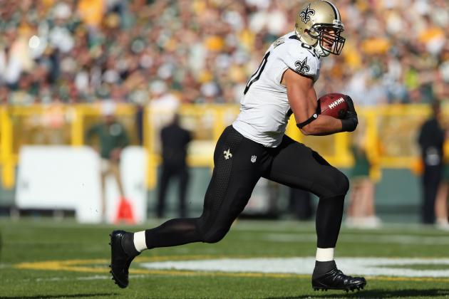 Jimmy Graham Injury: Fantasy Owners Must Not Trade Saints TE