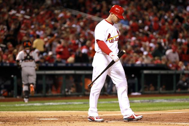 Why the Cardinals Are Better Off Without Matt Holliday in NLCS Game 7