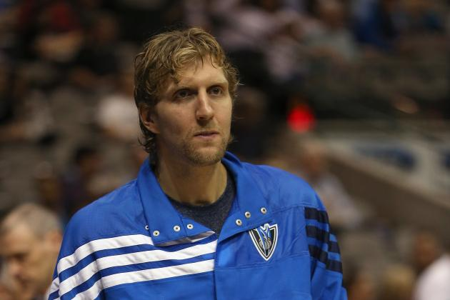 Mavs Can Survive Stretch Without Dirk