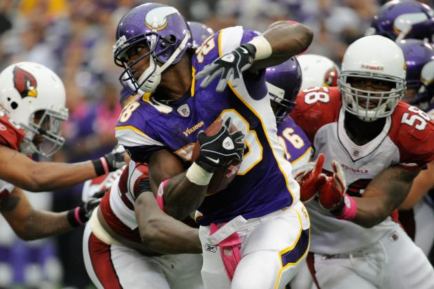 Fantasy Football: Adrian Peterson Headlines NFC 'Random Thoughts' for Week 7