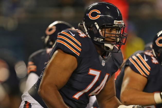Report: Ex-Bears OT Williams joins Rams