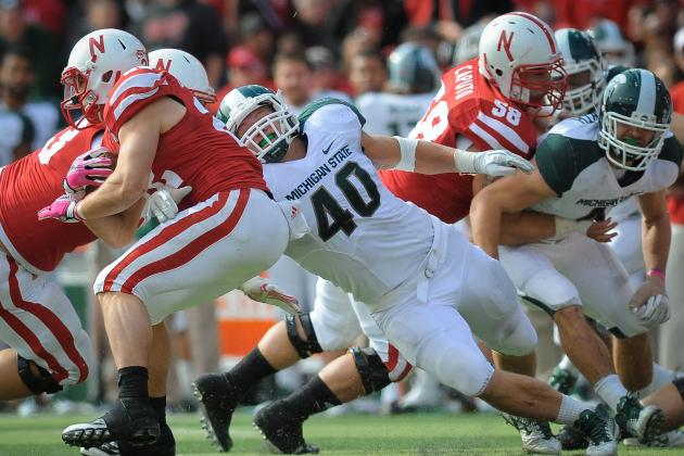 Spartans' Max Bullough Named Butkus Award Semifinalist