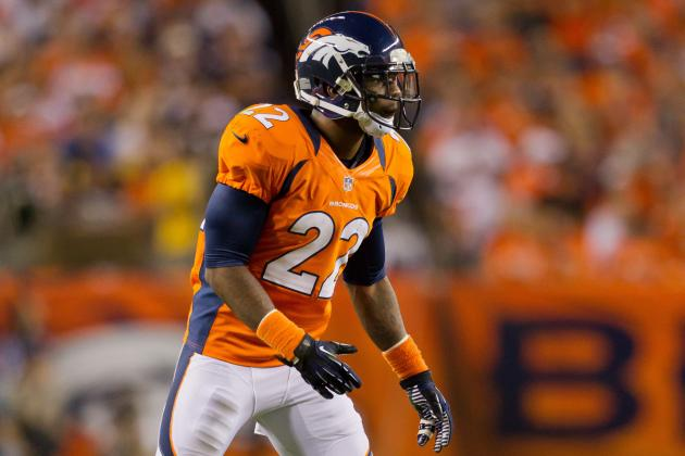 Broncos Cornerback Tracy Porter Returns to Practice