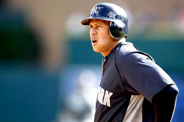Alex Rodriguez Trade Rumors: Marlins Would Be Smart to Gamble on Star 3B