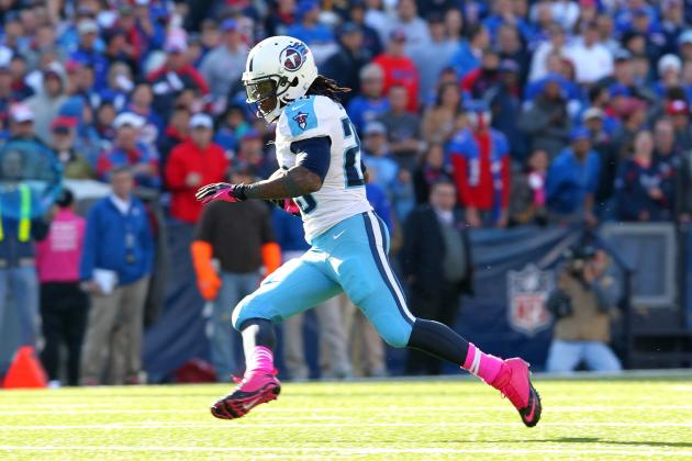 How Chris Johnson Rediscovered Himself in Week 7