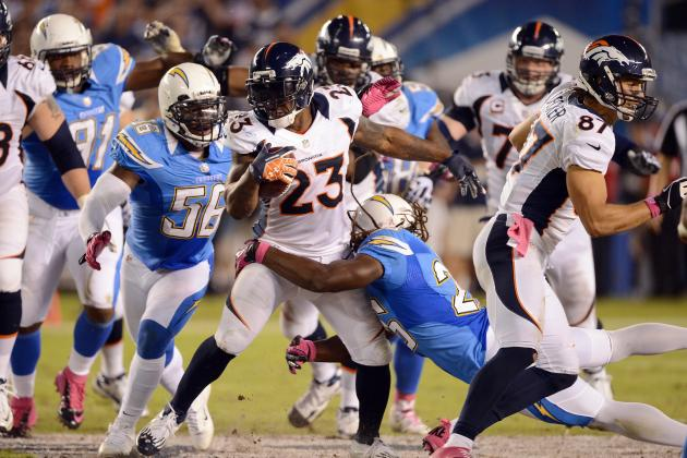 NFL Checking Report Chargers Used Sticky Substance vs. Broncos