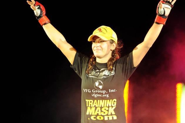 Miesha Tate Blasts Bellator for Under-Promoting Female Champion