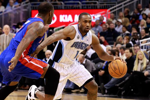 Gilbert Arenas to China: Why Agent Zero's NBA Career Is Officially Toast