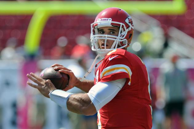 Kansas City Chiefs: Chiefs Name Brady Quinn Starter; Matt Cassel as Backup