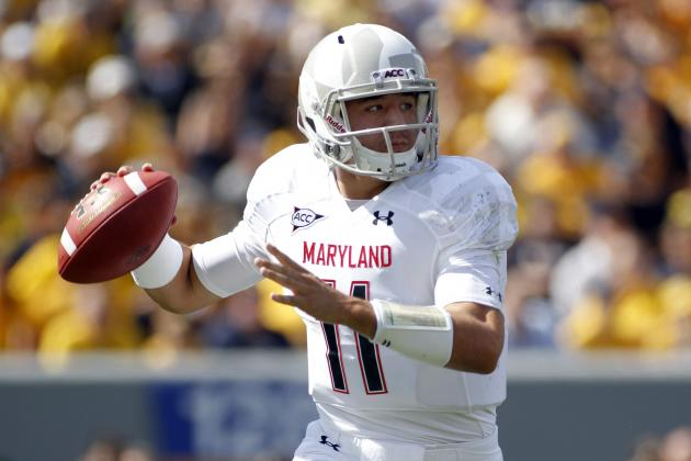 Maryland QB Perry Hills to Miss Rest of Season