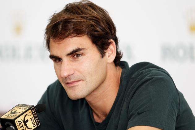 Roger Federer's Changing Game Evident in Swiss Indoors Basel
