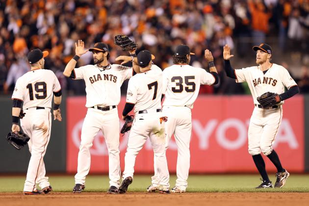 Get Ready, Giants Fans: San Francisco Will Get Back to the World Series Tonight