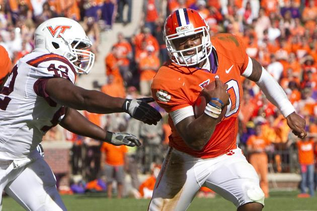 Clemson-Duke game on Nov. 3 set for 7 p.m. kickoff on ESPN2