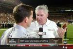 Did Texas Coach Mack Brown Just Flip America the Bird?