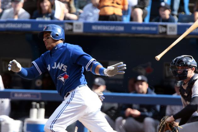 MLB Trade Rumors: Toronto Blue Jays Looking to Move Yunel Escobar This Winter