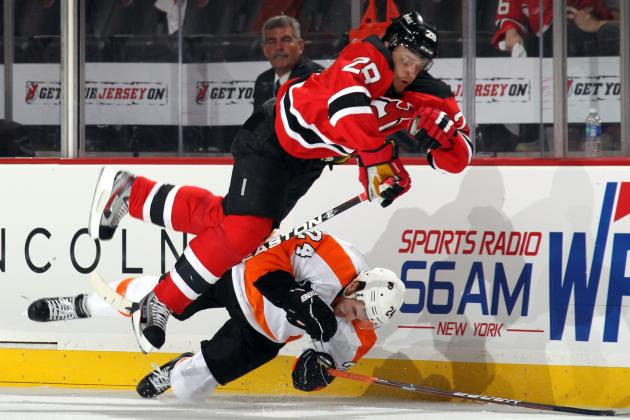 NHL Lockout: How Anton Volchenkov's Injury Affects the New Jersey Devils Roster