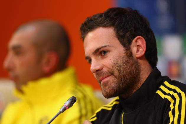 Mata Praises 'Perfect' Di Matteo