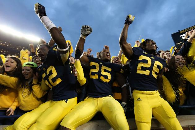 Michigan Football: Defense Will Key Wolverines' Run to Big Ten Title Game