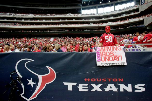 Texans-Ravens: The 10 Best Rapper Tweets from Sunday's Game